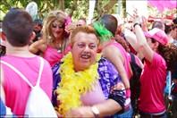 Парад содомитов в Тель-Авиве